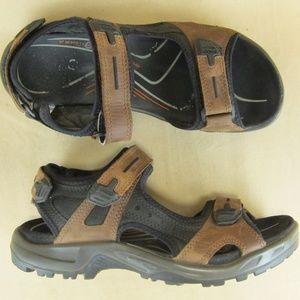 Ecco Receptor Sport Sandal Adjustable Strap US 9